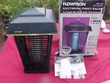 Unused Flowtron Bk 40 1 Acre Electric Insect Bug Killer