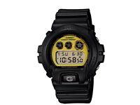 Casio NEW G-Shock DW-6900PL-1 Polarized Color Black Digital Watch Diver DW-6900