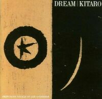 Dream by Kitaro   (CD) W or W/O CASE EXPEDITED WITH CASE