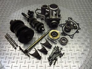 2008 08 09 Kawasaki Concours 1400 ZG1400 Transmission Shift Gears Front Bevel