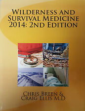 Wilderness and Survival Medicine Emergency Survival First Aid Book for Kits
