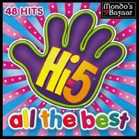 HI-5 (2 CD) ALL THE BEST ~ AUSTRALIAN TV GREATEST HITS ~ KIDS / CHILDREN *NEW*