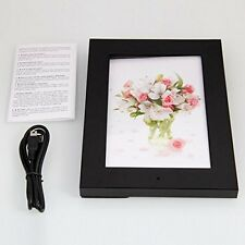 Picture Frame Hidden Nanny Spy HD Video Camera / Microphone with Motion Detectio