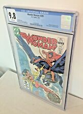Wonder Woman #299, CGC 9.8, White Pages