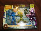 Lanard Toys Xenomorph Xenomorph Blue Warrior Alien Battle Set Walmart 2020