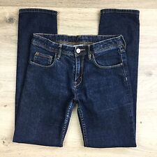 H&M &Denim Skinny Stretch Girl's Jeans Size 12 Actual W26 L27.5 (AA18)