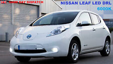 NISSAN LEAF POWER LED DAY RUNNING LIGHTS BULBS DRL P13W 600lm! Xenon White 6000k