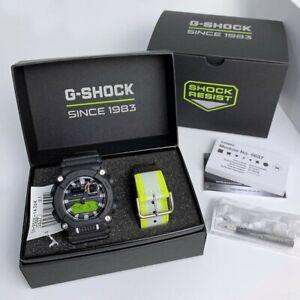 Casio Men Watch G-SHOCK GA-900E-1A3ER Sport Chronometer Illuminator Dual Band