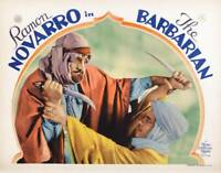 OLD MOVIE PHOTO The Barbarian Us Lobby Card Right Ramon Novarro 1933
