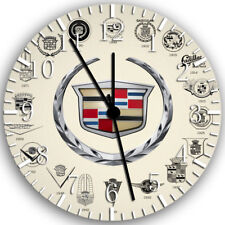 Cadillac Frameless Borderless Wall Clock Nice For Gifts or Decor W440