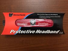 Red Forcefield Brand Protective Headband Soccer Basketball Tennis Sport *New!*