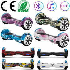 Hoverboard 6,5 Selbst Elektro Scooter Balance Board Bluetooth E-Scooters Roller