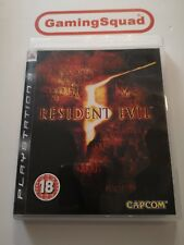 Resident Evil 5 PS3 Playstation, Supplied by Gaming Squad