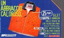 20-Scheda telefonica invicta gilet -Telecom 12/2000 lire 10.000