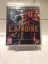 L.A.Noire Neuf ( Ps3 )