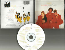 XSCAPE Do you want to / Can't Hang 5TRX RARE MIXES USA CD single Jermaine Dupri