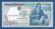 PORTUGAL -- 100 ESCUDOS ( 24.2.1981 ) -- EBC+ // XF+ -- CHAPA 8 -- PICK 178b .