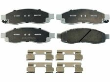 For 2005-2006 Nissan Armada Disc Brake Pad and Hardware Kit Front 51841QR