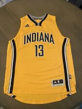 Adidas Swingman NBA jersey Youth Large #13 Paul George Indiana Pacers