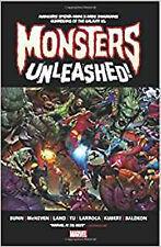 Monsters Unleashed, Salvador Larroca,Lenil Francis Yu,Cullen Bunn, Excellent Boo
