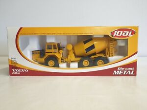 Joal #167 Volvo A35C Cement Mixer Diecast 1:50