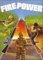 Avalon Hill Firepower PDF Game Reference Disc + Free P&P
