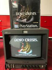 Dino Crisis für die Sony PlayStation 1 (PS1)! Getestet!