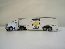 Winross Tractor Trailer Lancaster PA Fire Police 50th Anniversary VGC Ford