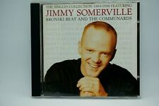 Jimmy Somerville - The Singles Collection  1984/1990 CD Album