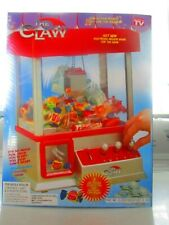 THE CLAW - ELECTRONIC ARCADE GAME W/3 JOY STICKS BRAND NEW IN BOX AS SEEN ON TV