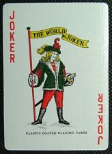 1 x Joker playing card single swap Brewery Heineken lager beer ZJ1655