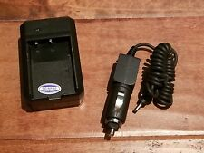 NP-60 AC/DC Battery Charger For Fuji FinePix F401 F410 M603 F601 Zoom 50i