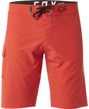 Fox Racing Overhead Stretch Boardshorts Swim Trunks - Red *Various Sizes
