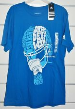 BNWT - ADIDAS Dare Defy Win Tee Rise Above The Rest T Shirt - Size: Large