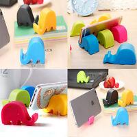 Cartoon Universal Elephant Cellphone Stand Holder Bracket For Tablet Phone PC