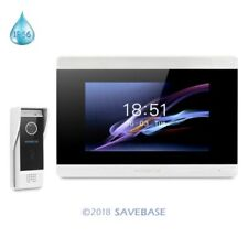 """HOMSECUR 7"""" Wired Video Door Phone Intercom System CCTV Camera Supported"""