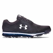New Under Armour Tempo Tour Mens Golf Shoes White GREY 1270205-241 Size 8