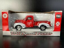 Rare Collectible Diecast 1/24 Scale Lennox 1941 PLYMOUTH PICKUP Truck
