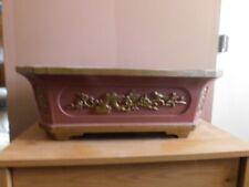 New listing Large Bonsai Planter, 8 sided.