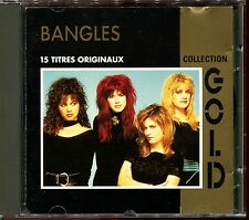 BANGLES - GOLD COLLECTION (INCL. MEGAMIX) - BEST OF CD ALBUM [2701]