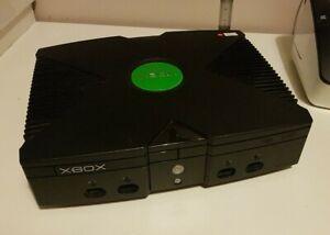 Original Xbox Console Unit Only *Spares/ Repairs*