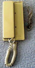 Vintage Att Cream Color Push-Button Wall/Desk Phone. #86289Bp. Preowned.