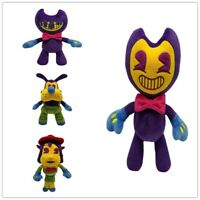 Game Bendy and the Ink Machine COS Plush Doll Cartoon Soft Stuffed Toy Cute Goft