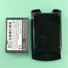 NEW High Capacity 2700mAh Li-Ion battery with Cover for Samsung i8910 Omnia HD