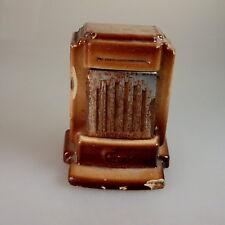 Ciney Spardose Ofen Eisen auch für das Puppenhaus um 1910 (46318)