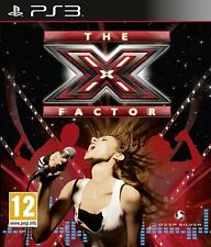The X Factor (PS3) VideoGames NEW