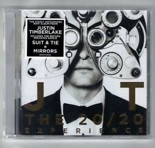 JUSTIN TIMBERLAKE new cd THE 20/20 EXPERIENCE - 10 TRACKS