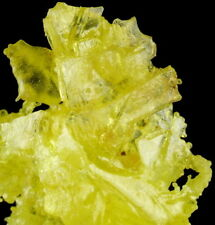 Souffre Cristallisé, Sulfur, Kamchatka Russie, 20ct
