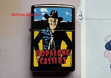 Zippo-Hopalong Cassidy-Mega rar!!!