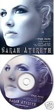 SARAH ATERETH Fade Away REMIXES TST PRESS PROMO DJ CD